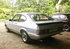 1978-1986 FORD Capri MK3 Hatchback Coupé