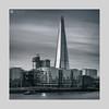 Unavoidable 1 (Stuart Leche) Tags: architecture boat cityscape london longexposure river stuartleche thames theshard toned wwwstuartlechephotography