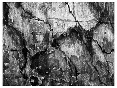 Mur abstrait (Pimenthe) Tags: wall abstract art photography minimal minimalism artistic black white bw b w experimental technique innovative contrast light high border graphic simple