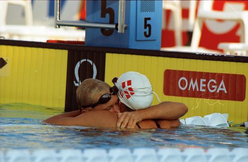 518 Swimming EM 1991 Athens