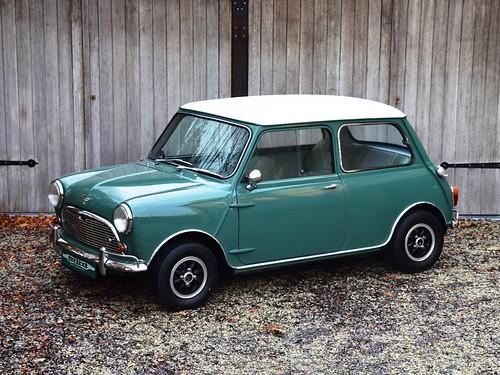 Austin Mini Cooper S (1964)
