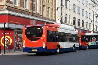 11929. Busways YN63BXP. Sunderland, 2017.