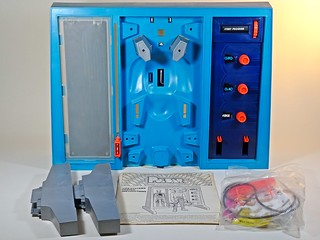 Mattel – The Ultimate Man of Adventure – AKA Mattel's Answer to Kenner's SMDM – AKA Jump on the Bandwagon! – Pulsar – Life Systems Centre – Contents