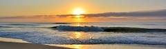 Sunrise Seaspray (bayliss.nick) Tags: seaspray