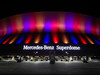 "Mercedes-Benz Superdome at Night New Orleans LA (mbell1975) Tags: neworleans louisiana unitedstates us mercedesbenz superdome night new orleans la nola stadium arena lights light color colour saints super dome ""la nouvelleorléans"" nouvelleorléans nueva nuova"