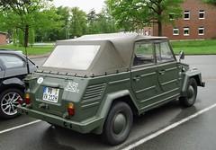 VW 181 (michaelausdetmold) Tags: militär armee fahrzeug oldtimer bundeswehr volkswagen vw vw181 kübelwagen auto car