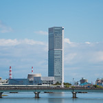 General view of Toki Messe (朱鷺メッセ)