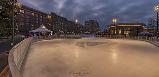 Spokane Ice Ribbon