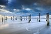 Wet feet | Natte voeten Petten aan Zee (nldazuu.com) Tags: httpnldazuucomnattevoeten hondsbosscheenpettemerzeewering nattevoeten noordholland leeproglassnd09 strand pettenaanzee water leefilters noordzee laarzenaan zeewater kustopkracht zee wolken