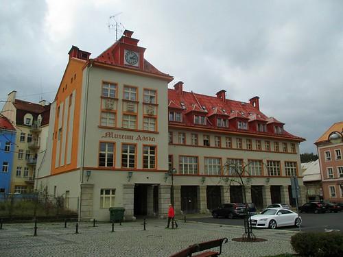 Budova Muzea Ašska