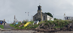 findhorn (stusmith_uk) Tags: scotland landscape coast findhorn moray morayfirth august 2017 church