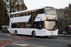Lothian 551 SA15VUB (busmanscotland) Tags: lothian 551 sa15vub sa15 vub volvo b5lh wright eclipse gemini
