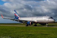 Aeroflot VQ-BSE (U. Heinze) Tags: aircraft airlines airways airbus hannoverlangenhagenairporthaj haj eddv nikon flugzeug
