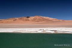 Atacama (Rolandito.) Tags: south america amérique du sud südamerika chile lake