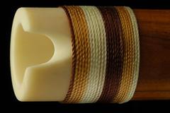 Peruvian Flute (arbyreed) Tags: arbyreed macromondays musicalinstrument close closeup peruvianflute flute wood woodenflute memberschoicemusicalinstruments
