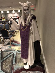 Awesome Asriel from Undertale! (blueZhift) Tags: youmacon 2017 cosplay anime manga comics videogames costume detroit asriel undertale