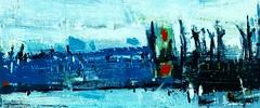 amelbufer120x50 (CHRISTIAN DAMERIUS - KUNSTGALERIE HAMBURG) Tags: moderne norddeutsche malerei landschaftsmalerei werke bilderwerk hamburg wer malt bilder acryl kunstgalerie auftragsmalerei auftragskunst acrylmalerei hafencity bildergalerie galerie container schiffe elbe hafen rapsfelder schleswigholstein zeichnung hell abstrakt fotorahmen text surreal