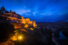 Al caer la noche (Raymar Photo) Tags: atardecer nocturna castillo sanabria castle landscape night sunset sony a7r fortaleza monumento tokina zamora spain españa casitlla pueblo