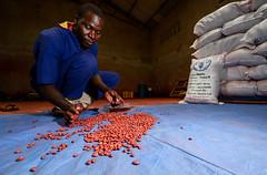 Ugandan farmers
