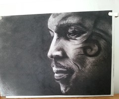 Tyson (GP1805) Tags: mike tyson winsorandnewton derwent draw drawing