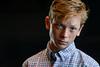 Zach (Photography by Steve) Tags: portrait malemodel einstein pocketwizard nikond800 strobes studiolight