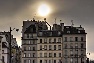 PARIGI. NOTRE DAME HOTEL.