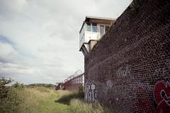 prison de Loos (Gleiis) Tags: prison abandonnée destruction trop tard urbex