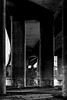 Jogging under the bridges (Per Österlund) Tags: bnw bw street streetphotography streetphoto baw bridge jogging 2017 fotografiadistrada fotografíadecalle strasenfotografie gatufoto stockholm sverige sweden panasonicgx8 panasonic monochrome concrete sun people lumixgvario14140f3556 lumix