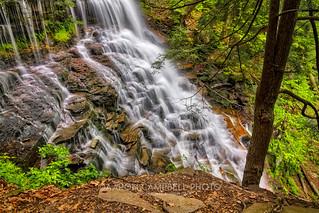 Top of Ganoga Falls, 2010.05.17 (2017 Remix)