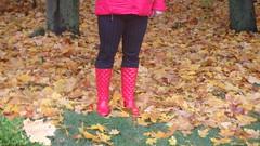 PA150043 (Axelweb) Tags: chubby bbw girl lady female rainwear raincoat pvc shiny wellies rubber boots gas mask plastenky holinky rainsuit rain suit plastic wellington gumboots galoshes gummi