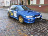 Subaru Impreza STi WRC191Y (Andrew 2.8i) Tags: queen queens square bristol breakfast club avenue drivers meet classic classics car cars rally wrx japanese sports sportscar sti impreza subaru