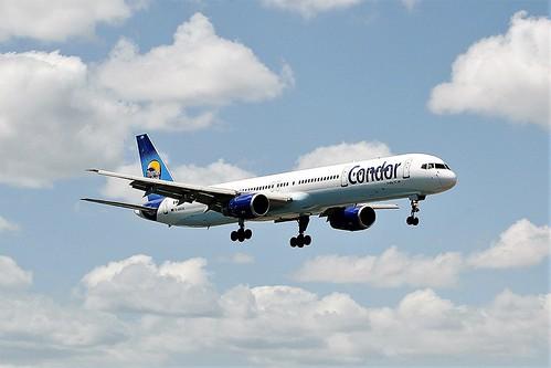 Condor D-ABOH B757-300 Arrecife(4)