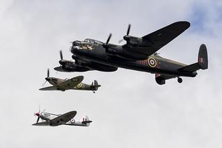 Battle of Britain Memorial Flight - 2