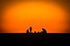 silhouettes-sur la plage  Maroc (ichauvel) Tags: plage beach silhouettes coucherdesoleil sunset oceanatlantique couleurs colours lumiére light lagune moulaybousselham maroc morocco ariquedunord northafrica magreb voyage travel famille family homme femme enfant woman man child extreieur outside orange novembre november merjazerga