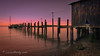 The Pier (Laura Macky) Tags: chinacamp sanrafael pier sunset landscape