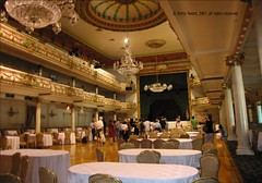 Grand Prospect Hall 2007 (theatretalks) Tags: prospecthall brooklyncenterfortheurbanenvironment openhousenewyork bcue ohny brooklyn parkslope walkingtour bklyn