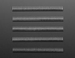 36-pin Swiss Female Socket Headers - Pack of 5 (adafruit) Tags: 3646 headers femaleheaders components