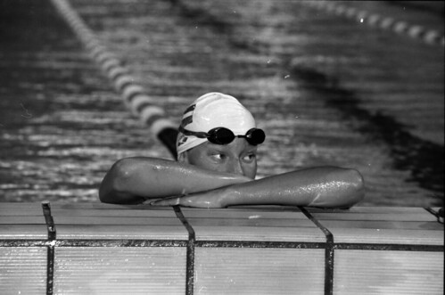 183 Swimming EM 1991 Athens