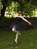 Agustina Dancer (christian_kollinger) Tags: girl dancer classic black dress brune beauty mask pose spider