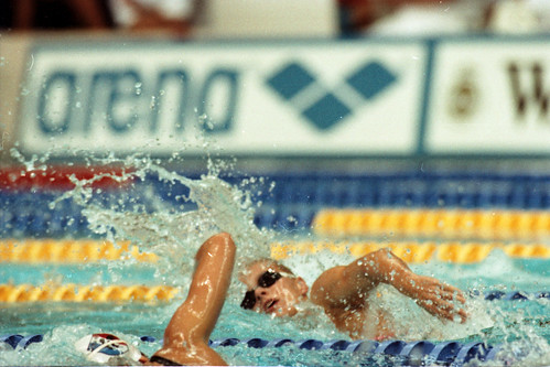 146 Swimming EM 1993 Sheffield