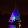 pixel noise on silent lake (Alexander Dülks) Tags: elfrathersee krefeld 2017 laternensegeln segeln segel sailingboat sccr sailboat esee sailing