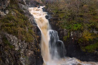 The Falls of Kirkaig