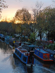 "Autumn dusk, Little Venice, London • <a style=""font-size:0.8em;"" href=""http://www.flickr.com/photos/89578620@N00/38467460826/"" target=""_blank"">View on Flickr</a>"
