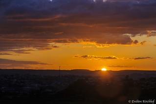 Sunset - Santana do Livramento-RS