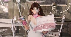 「ᴍʏ ʟᴏᴠᴇ ɪs ᴀs sᴡᴇᴇᴛ ᴀs ᴄᴜᴘᴄᴀᴋᴇs」 (YunaFaustus) Tags: occult anatomy ultra thefantasygacha sintiklia ~inkhole momochuu game secondlife edit pink namiichu luas cookishfair