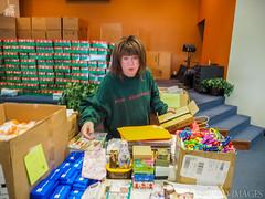 2017 Shoebox packing14-110165 (TheMOX) Tags: operation christmas child samaritans purse shoebox gifts outreach nlcf mewlifechristianfellowship fortville indiana