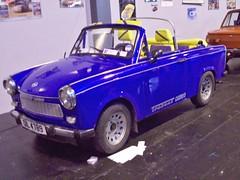 456 Trabant 601 Cabrio (1990) (robertknight16) Tags: trabant germen germany egermany 601 2stroke duroplast nec oil4789 1990s