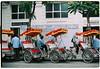 Hanoian (Dino Ngo   +84-936366238) Tags: hanoi hanoiesthanoi hanoian hanoianalog analog cyclo winter old quarter vietnam street streetphoto dino ngo dinongo