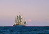 Tall ship sailing on blue waters (Sergey_pro) Tags: ship sail tall boating boat yachting yacht rope transport sailboat transportation regatta cruise seaman deck sailor historic wind design maritime marine yachtsailing sea detail vessel sailingship sport ocean leisure nautical activity frigate sailingyacht rigging tackle navigation sailingboat breeze