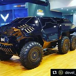 #Repost @devel_sixteen (@get_repost) ・・・ Ladies & Gentlemen, let me introduce to you DEVEL SIXTY, Military Combat 6x6 for the public, you can order yours today, visit our new website www.develmotors.com #develsixty #devel_sixty #devel #beyondextreme #deve thumbnail